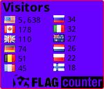 http://flagcounter.com/count/DZB/bg=6600FF/txt=000000/border=FF0033/columns=2/maxflags=12/viewers=0/labels=0/